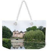 Chateau De Sercy - Burgundy Weekender Tote Bag