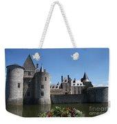 Chateau De Sully-sur-loire View Weekender Tote Bag