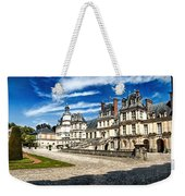 Chateau Fontainebleau - France Weekender Tote Bag