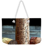 Chateau Mouton Rothschild Cork Weekender Tote Bag