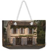 Chateau No 1 Rue Moulins France Weekender Tote Bag