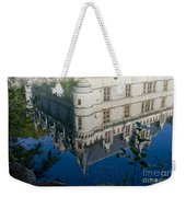 Chateau Reflection Weekender Tote Bag