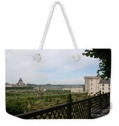 Chateau Vilandry And Garden View Weekender Tote Bag