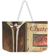 Chateux 1965 Weekender Tote Bag by Debbie DeWitt