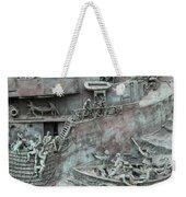 Chatham Dockyard Memorial Weekender Tote Bag