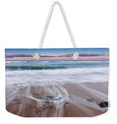 Chatham Sunset Weekender Tote Bag by Bill Wakeley