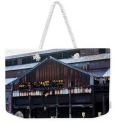 Chattanooga Pipe And Whetland Warehouse 12 Weekender Tote Bag
