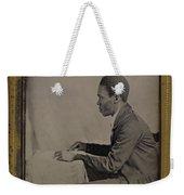 Chauncy H Weekender Tote Bag