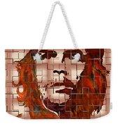 Che Guevara Digital From Watercolor Painting Weekender Tote Bag