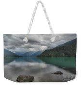 Cheakamus Lake Reflections Weekender Tote Bag