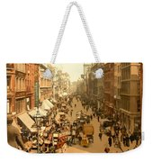 Cheapside London - England Weekender Tote Bag