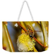 Check Out My Beehind Weekender Tote Bag