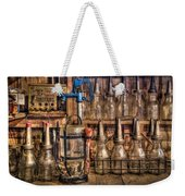 Check Your Oil Weekender Tote Bag