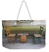 Checkers Game Weekender Tote Bag by Frank Romeo