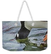 Checking For Orca... Weekender Tote Bag