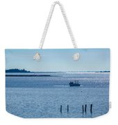 Checking The Pots Weekender Tote Bag