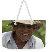 Cheerful Character Weekender Tote Bag