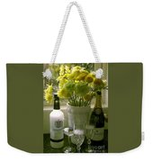 Cheers For The New Year Weekender Tote Bag