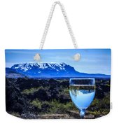 Cheers To Iceland Weekender Tote Bag