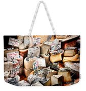 Cheese Shop Weekender Tote Bag