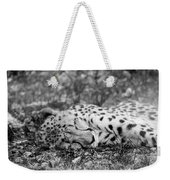 Cheetah At Rest Weekender Tote Bag