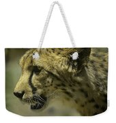 Cheetah On The Prowl Weekender Tote Bag