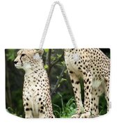 Cheetah's 02 Weekender Tote Bag