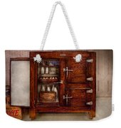 Chef - Fridge - The Ice Chest  Weekender Tote Bag