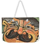 Chef Guido Weekender Tote Bag by Tim Nyberg