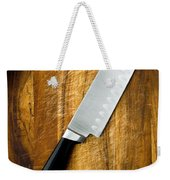 Chef's Knife Weekender Tote Bag