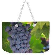 Chelan Blue Grapes Weekender Tote Bag