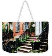 Chelsea Brownstone Weekender Tote Bag