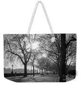Chelsea Embankment London 2 Uk Weekender Tote Bag