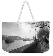 Chelsea Embankment London Uk 3 Weekender Tote Bag