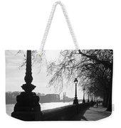 Chelsea Embankment London Uk 5 Weekender Tote Bag