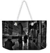 Chelsea Rain Weekender Tote Bag