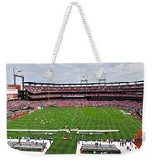 Chelsea Vs Manchester City At Busch Weekender Tote Bag