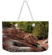 Mars On Earth - Cheltenham Badlands Ontario Canada Weekender Tote Bag