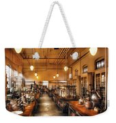 Chemist - The Chem Lab Weekender Tote Bag