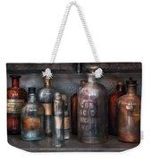 Chemist - Things That Burn Weekender Tote Bag