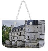 Chenonceau And River Cher Weekender Tote Bag
