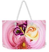 Cherished Bouquet Weekender Tote Bag