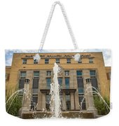 Cherokee County Courthouse 3 Weekender Tote Bag