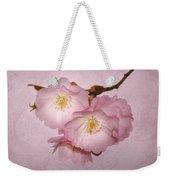 Cherrie Blossom Weekender Tote Bag