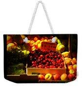 Cherries 299 A Pound Weekender Tote Bag