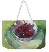 Cherries In A Cup #2 Weekender Tote Bag