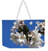 Cherry Blossom Blue Sky - 1 Weekender Tote Bag