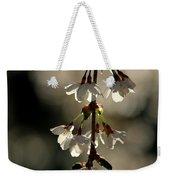 Cherry Blossom Bokeh Weekender Tote Bag