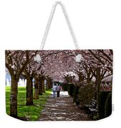 Cherry Blossom Friends Weekender Tote Bag