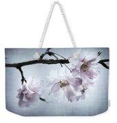 Cherry Blossom Sweetness Weekender Tote Bag